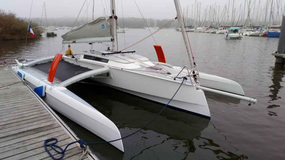 Catamaran à louer à Arzal au meilleur prix
