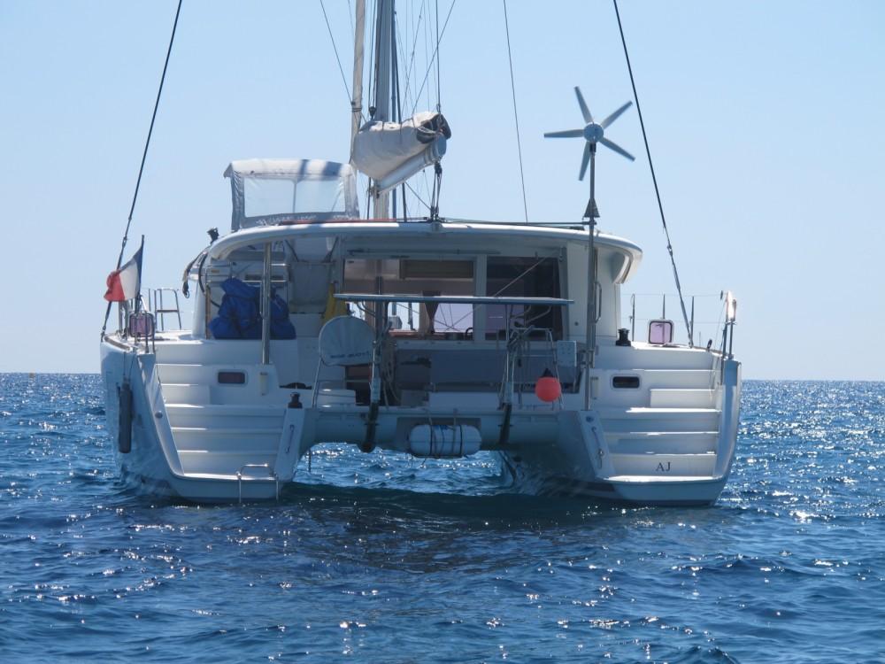 Location yacht à Marseille - Lagoon Lagoon 400 sur SamBoat