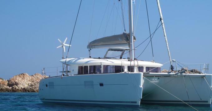 Lagoon Lagoon 400 entre particuliers et professionnel à Martigues