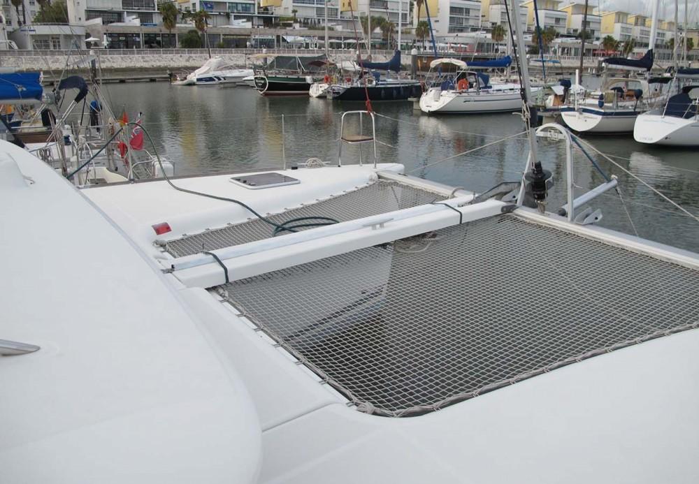Location Catamaran à Marseille - Lagoon Lagoon 400