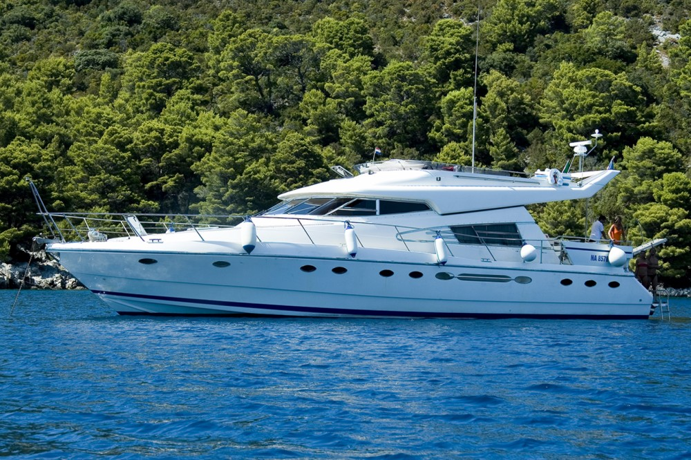 Yachten mieten in Palermo - Johnson Johnson 63'