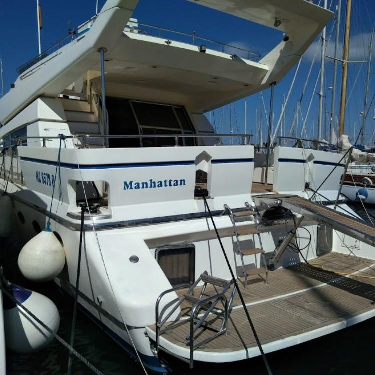 Yacht à louer à Palerme au meilleur prix