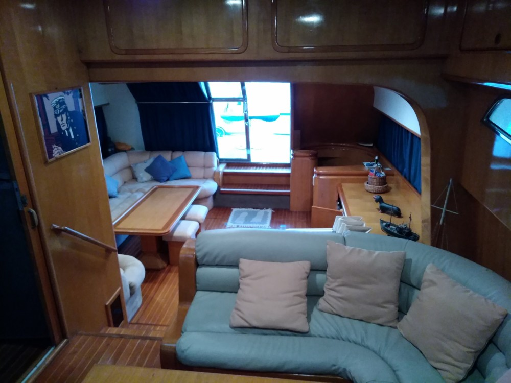 Hire Yacht with or without skipper Johnson Palermo
