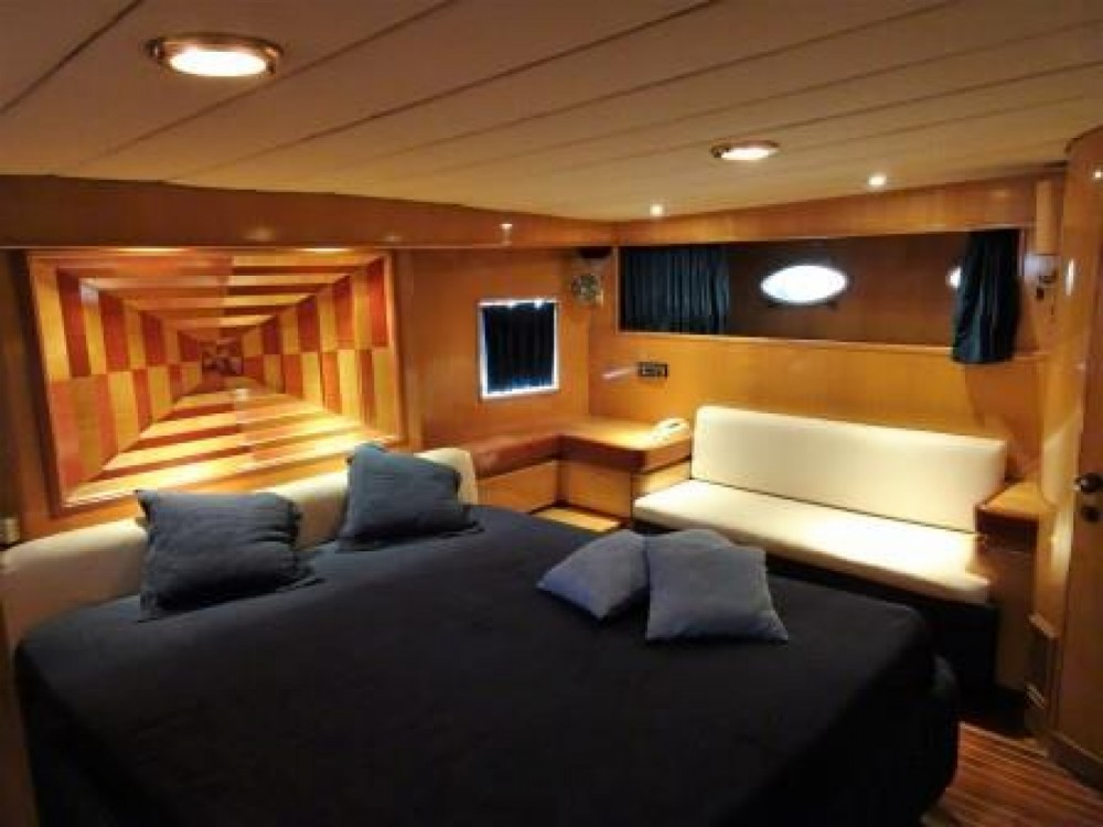 Yacht-Charter in Palermo - Johnson Johnson 63' auf SamBoat