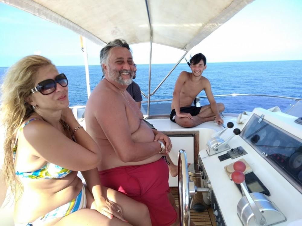 Location bateau Johnson Johnson 63' à Palerme sur Samboat