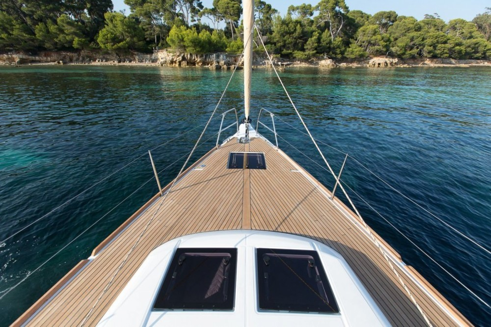 Rental Sailboat in Marina Punat - Dufour Dufour 460 GL - 5 cab.