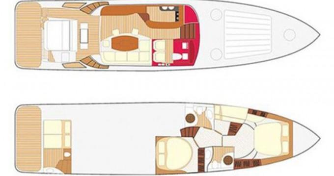 Location yacht à Sutomišćica - I&p Alena 56 sur SamBoat