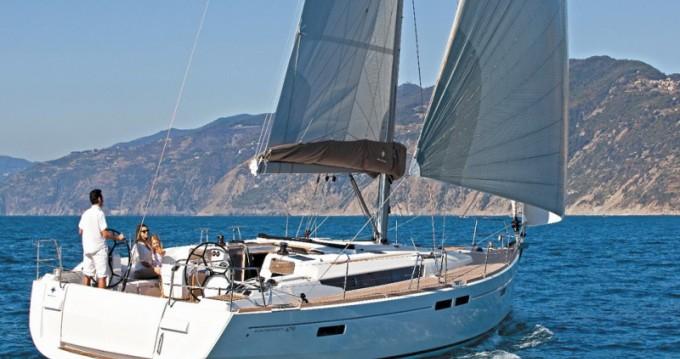 Location bateau Jeanneau Sun Odyssey 519 à Lefkada (Île) sur Samboat