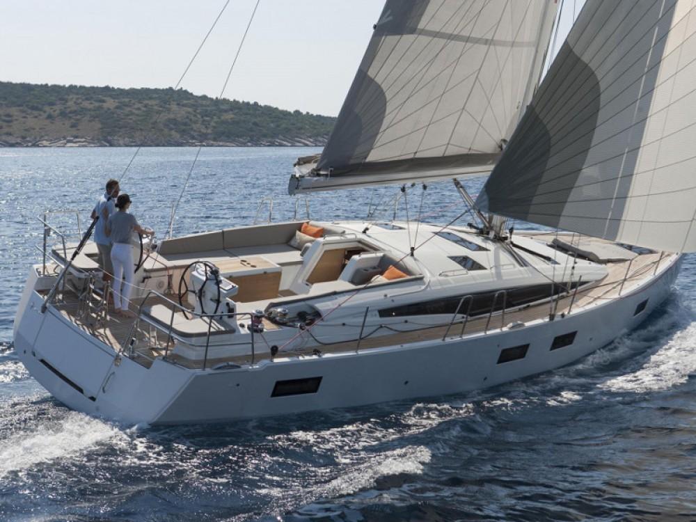 Boat rental Σκιάθος cheap Jeanneau 54