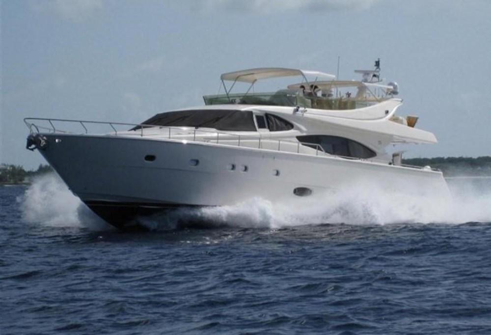Rental Motor boat in Marina Kaštela - Ferretti Ferretti 760