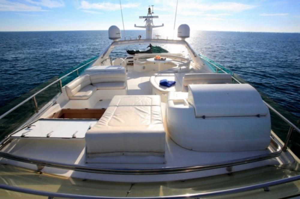 Rental yacht Marina Kaštela - Ferretti Ferretti 760 on SamBoat