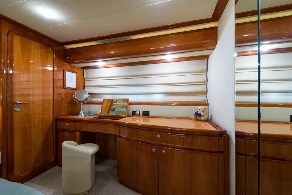 Boat rental Marina Kaštela cheap Ferretti 760
