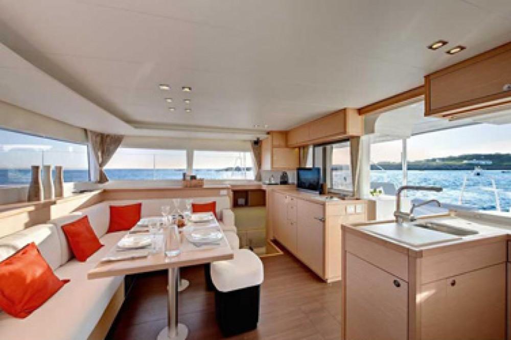 Boat rental Trogir cheap Lagoon 450