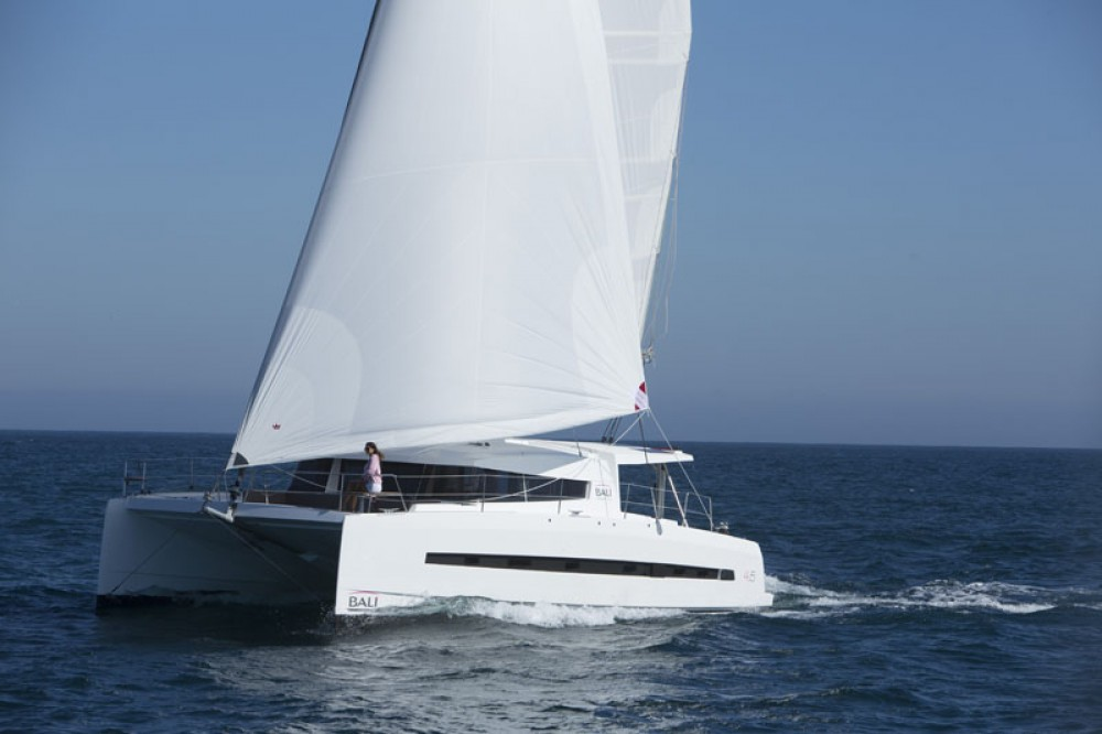 Louer Catamaran avec ou sans skipper Catana à Annapolis