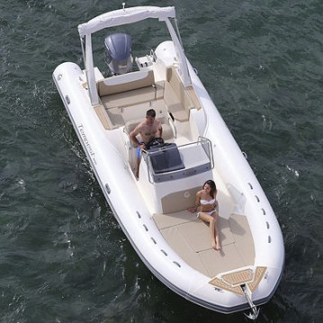 Rental yacht Club de Mar - Capelli Temepst 800 Open on SamBoat