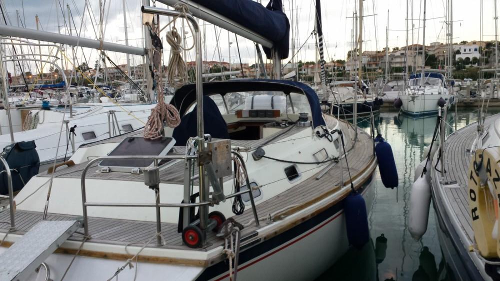 Rental yacht Corfu - Westerly 38 Oceanranger on SamBoat