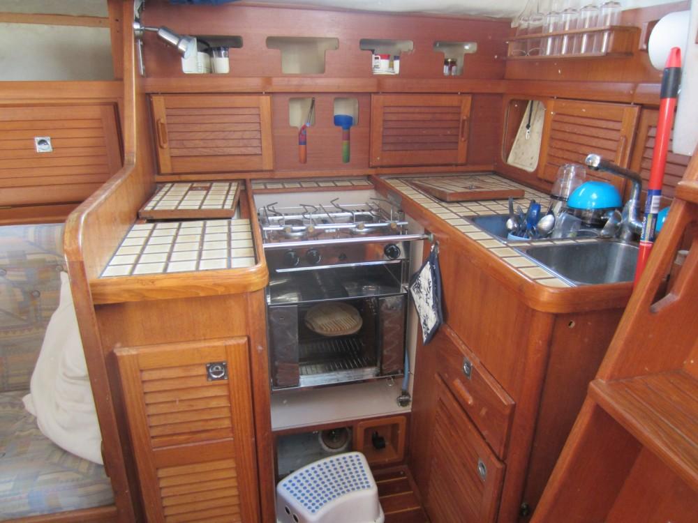 Rent a Westerly 38 Oceanranger Corfu