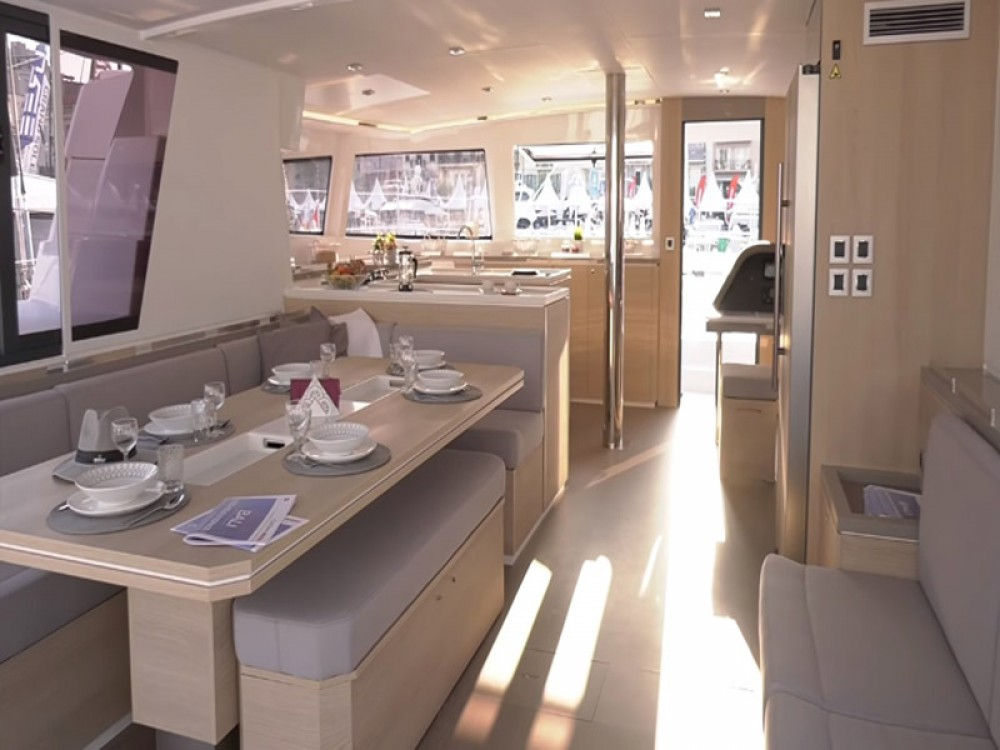 Hire Catamaran with or without skipper  Alimos Marina