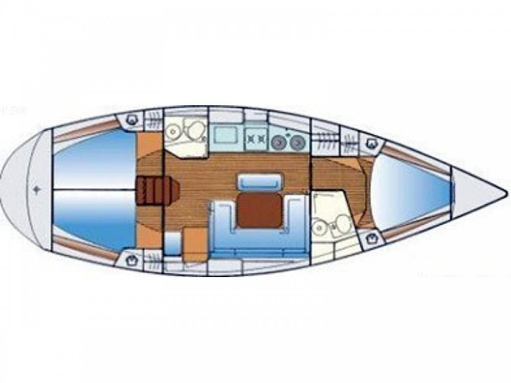 Boat rental Marina de Alimos cheap Bavaria 38