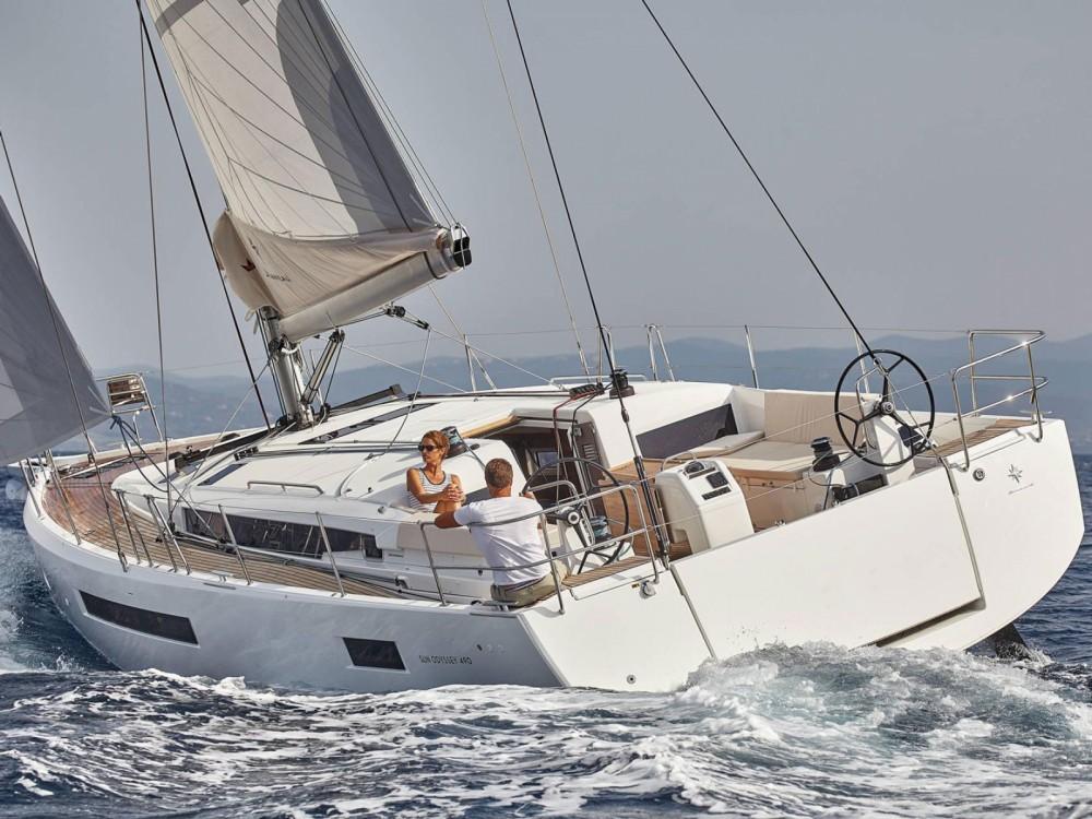 Boat rental Marina de Alimos cheap Sun Odyssey 490