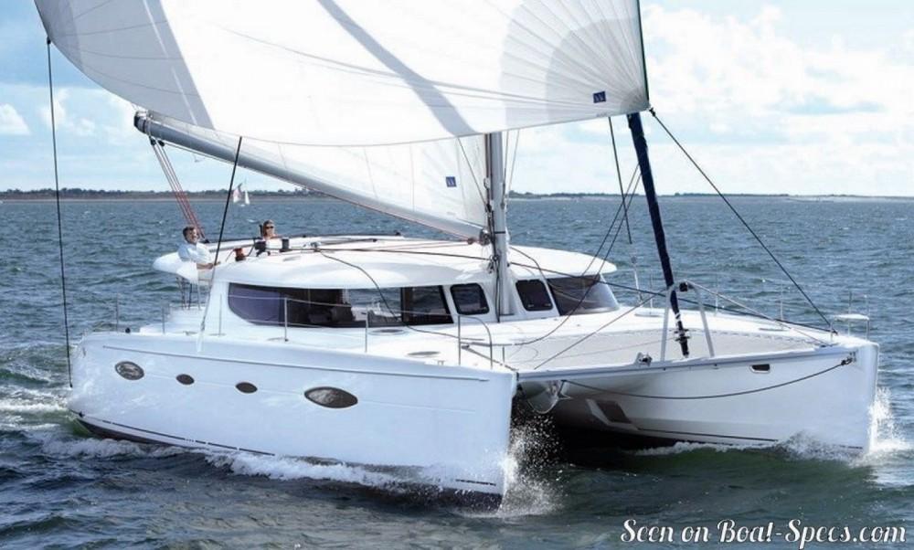 Rental yacht Phuket - Fountaine Pajot Salina 48 on SamBoat