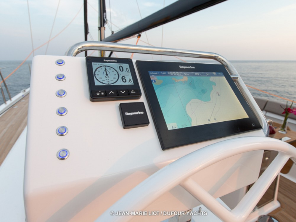 Rental yacht Marina Baotić - Dufour Dufour 56 Exclusive on SamBoat