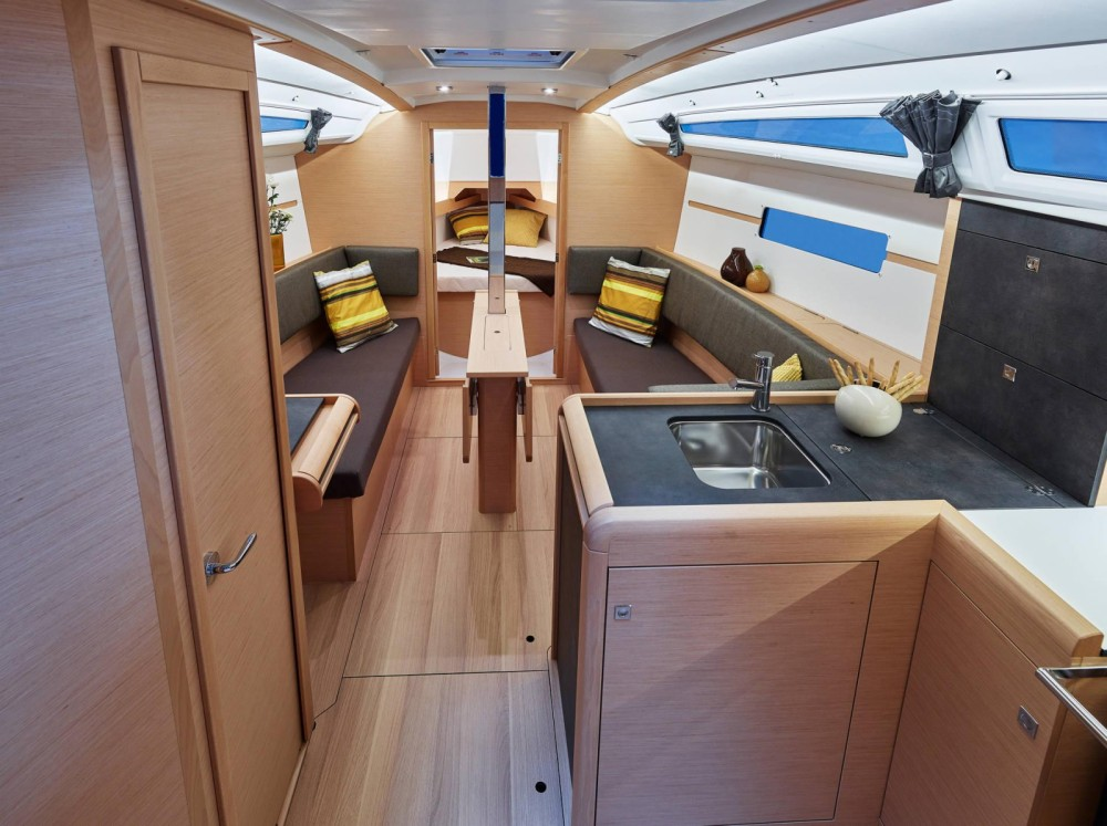 Boat rental Furnari cheap Jeanneau Sun Odissey 349