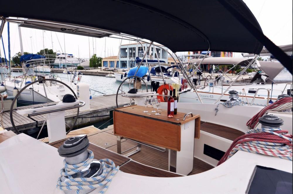 Verhuur Zeilboot in Kavála - Bavaria Cruiser 45