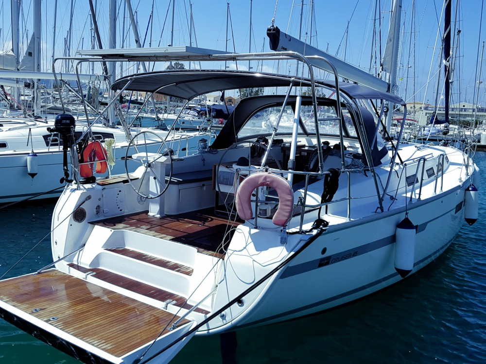 Jachthuur in Kavála - Bavaria Cruiser 45 via SamBoat