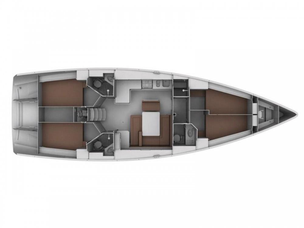Huur Zeilboot met of zonder schipper Bavaria in Kavála