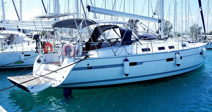 Sailboat for rent Kavala at the best price