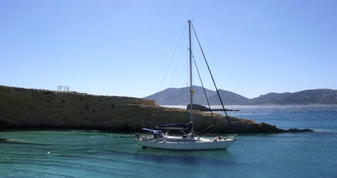 Location bateau Náousa pas cher Idylle 15.50