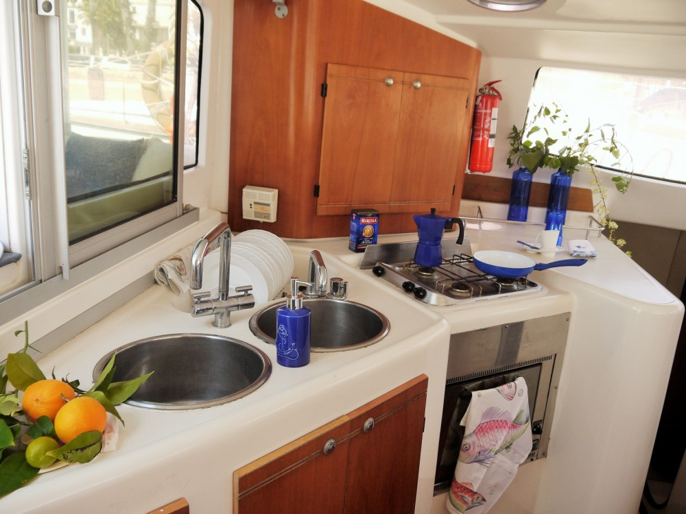 Fountaine Pajot Lavezzi 40 between personal and professional Sliema