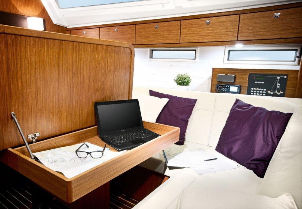 Bavaria Cruiser 46 between personal and professional Split
