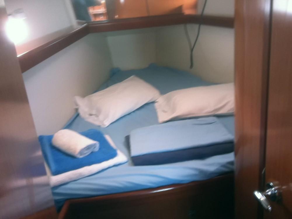 Boat rental Volos cheap Oceanis 40