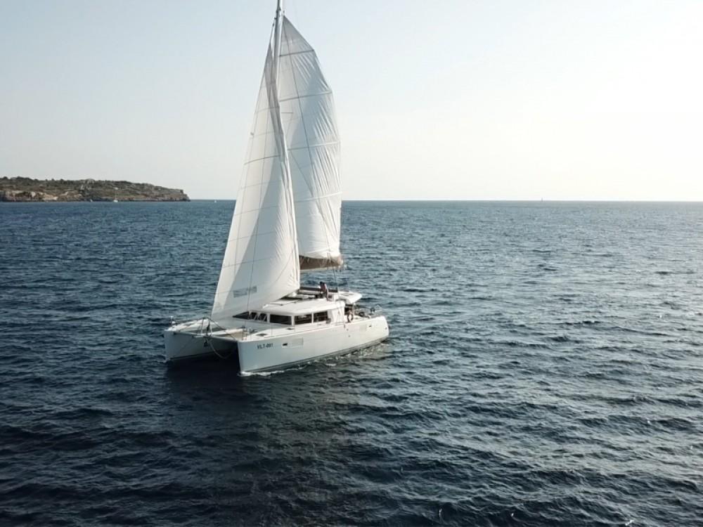 Rental yacht Palma - Lagoon Lagoon 450 on SamBoat