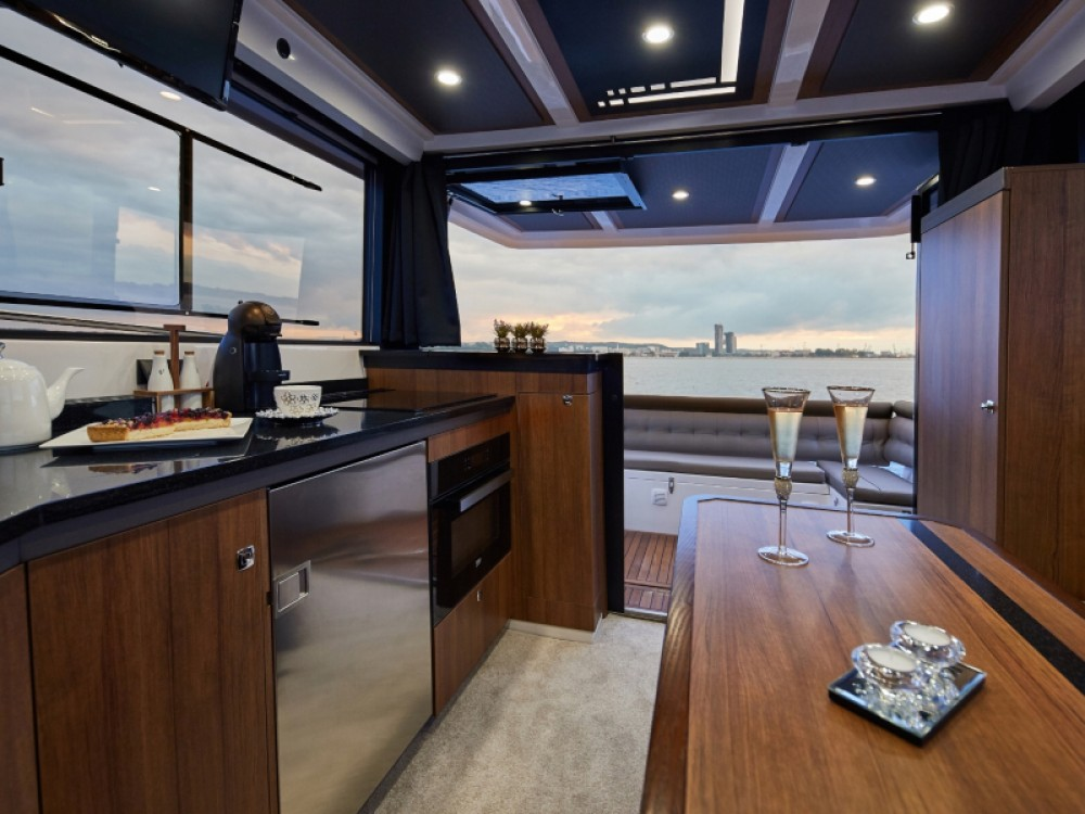 Rental yacht Port PTTK Wilkasy -  Northman 1200 Elegance on SamBoat