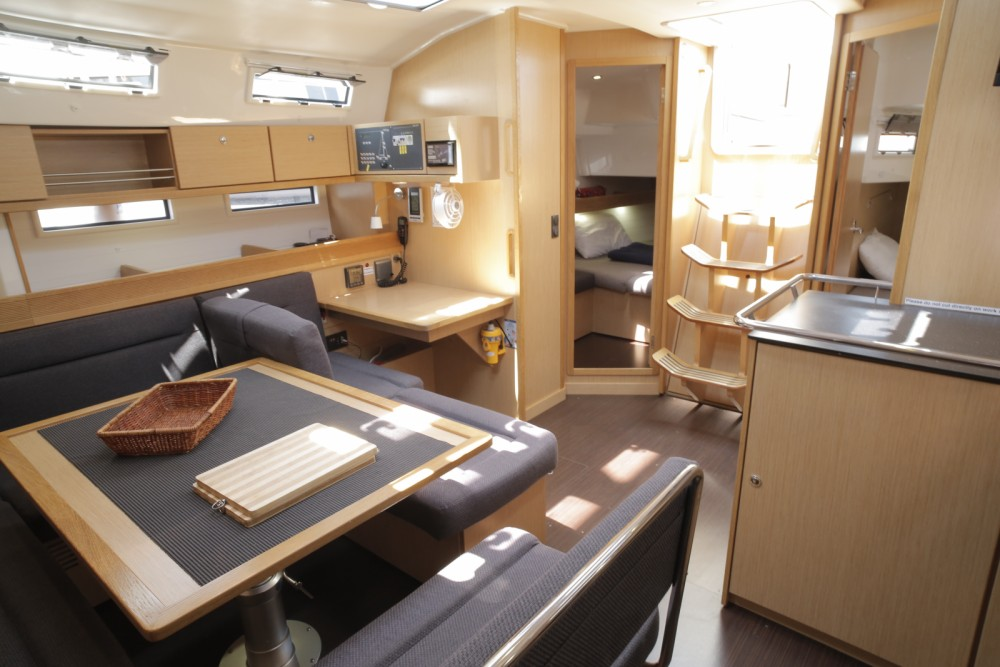 Bavaria Bavaria 45 Cruiser Owner version between personal and professional Lefkas