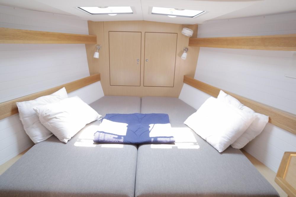 Boat rental Lefkas cheap Bavaria 45 Cruiser Owner version