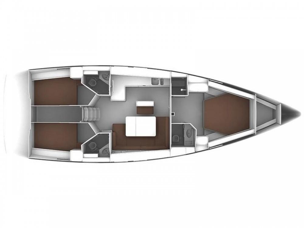 Rental Sailboat in Lefkas - Bavaria Bavaria 45 Cruiser Owner version