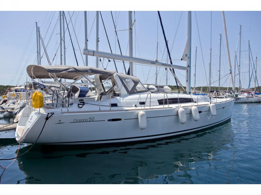 Rental yacht Lefkas - Bénéteau Oceanis 50 on SamBoat
