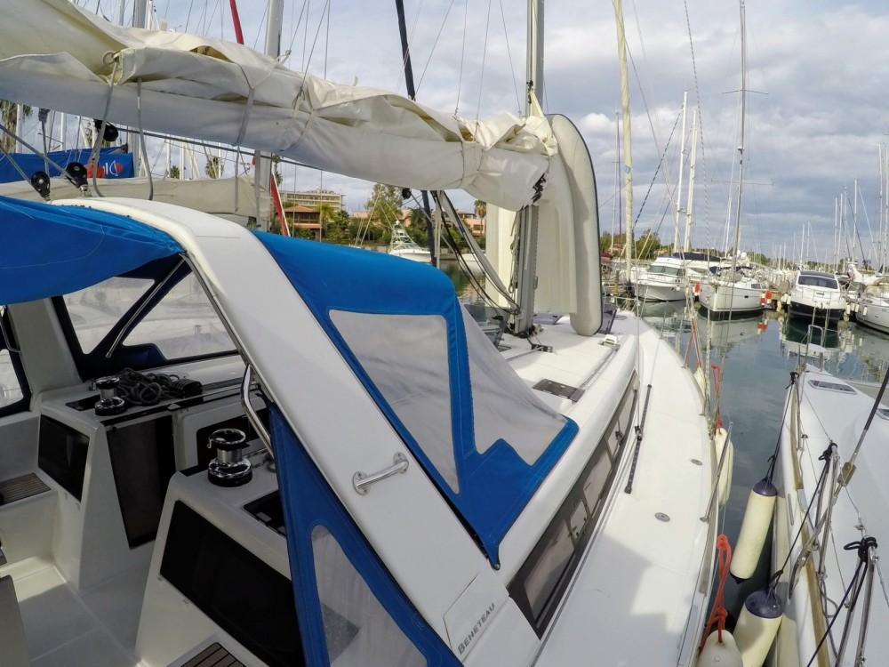 Boat rental Bénéteau Oceanis 48 in Furnari on Samboat