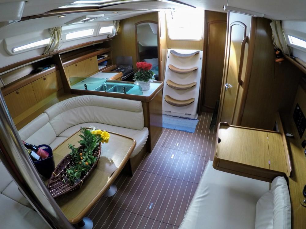 Boat rental Furnari cheap Sun Odyssey 42 i