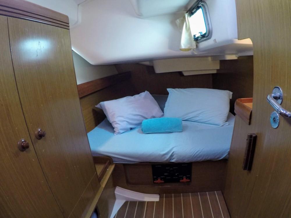 Rental Sailboat in Furnari - Jeanneau Sun Odyssey 42 i