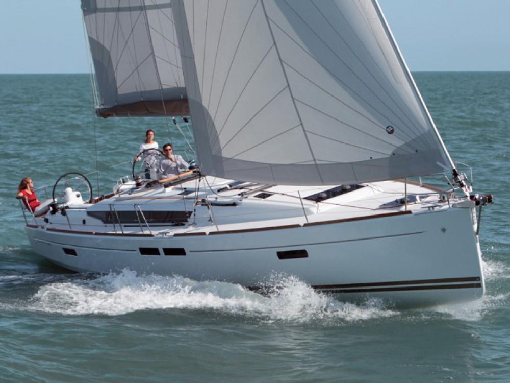 Rental yacht Lefkas - Jeanneau Sun Odyssey 469 on SamBoat