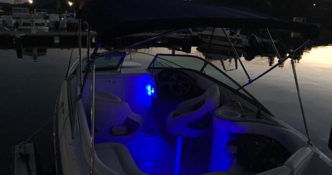Location bateau Le Bourget-du-Lac pas cher Sundowner 205