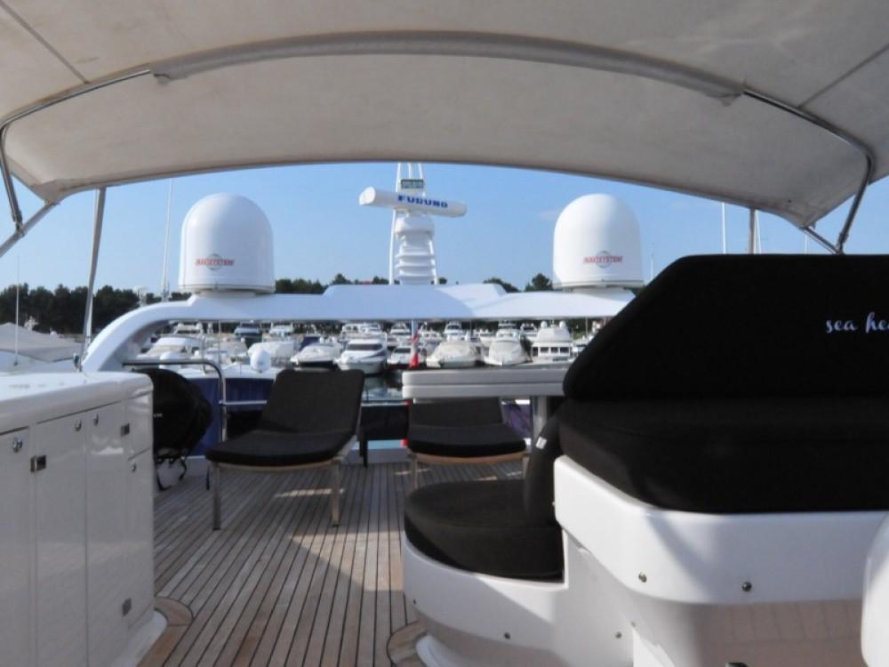 Yacht à louer à Novigrad au meilleur prix