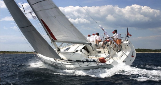 Segelboot mieten in Marina Pirovac - Bavaria Bavaria 42 Match