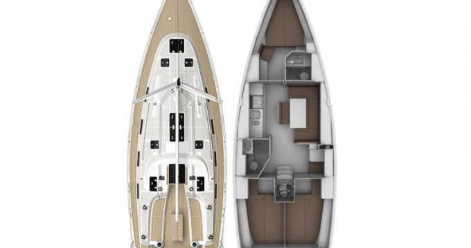 Bootsverleih Bavaria Bavaria 40 Cruiser S Marina Pirovac Samboat