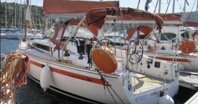 Segelboot mieten in Marina Pirovac - Salona Salona 38
